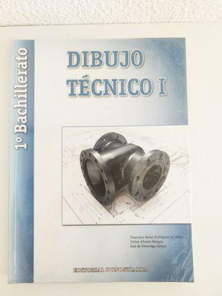 Libro dibujo técnico 1 bachillerato donostiarra