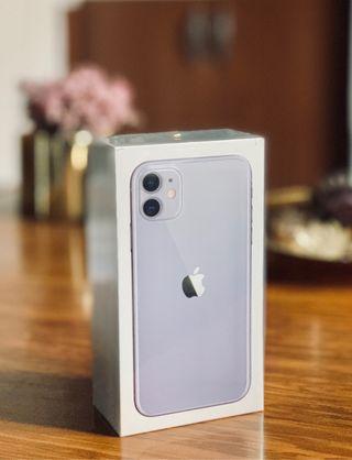 iPhone 11 64GB Malva PRECINTADO!!!