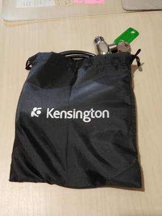 Candado antirrobo Kensington portatiles
