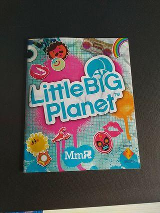 Manual Little big planet ps3