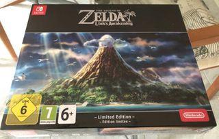 Zelda edición coleccionista limitada switch