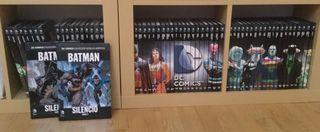 Colección Novelas Gráficas DC Cómics