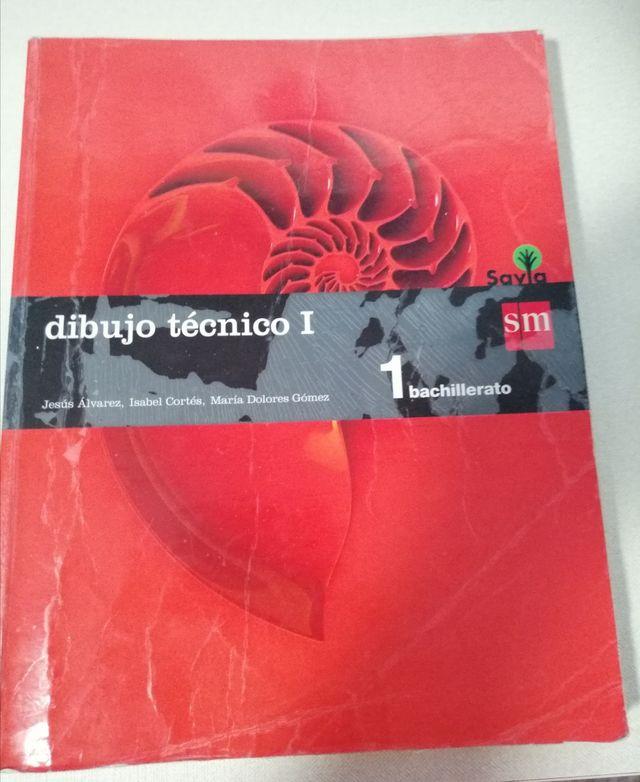 Libro Dibujo Técnico I SM