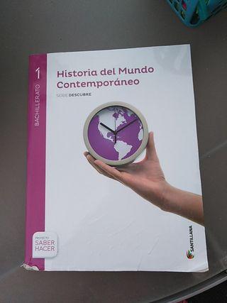 Historia del Mundo Contemporáneo 1° Bachillerato.