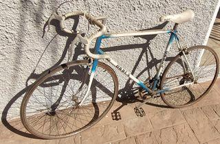 Bicicleta Orbea año 1985