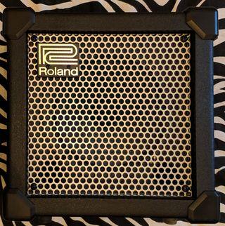 Amplificador Guitarra Roland Cube 15XL
