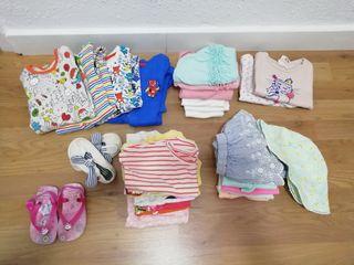 LOTE ropa bebé 12 meses
