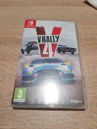V Rally 4 switch