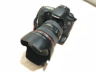 equipo fotogràfico cànon