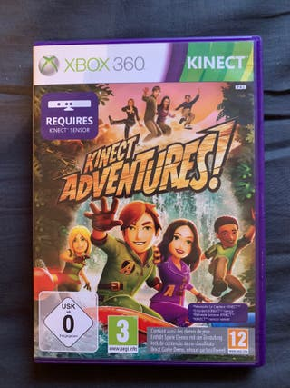 KINECT ADVENTURES XBOX 360 FR-GER