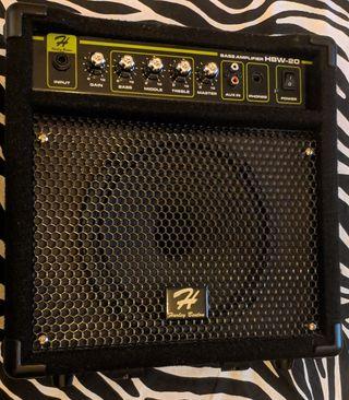 Amplificador Bajo Harley Benton HBW-20