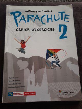 libro ejercicios frances, 2eso