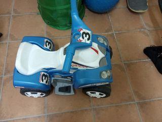 Quad automático para niño