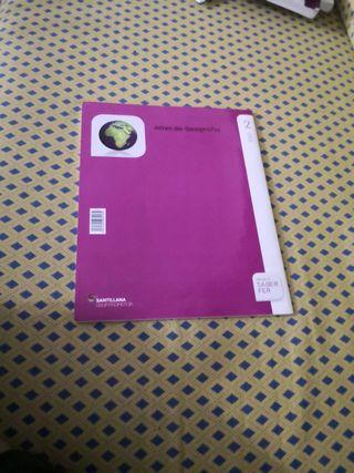 llibre 2 eso de mapa de geografia i història