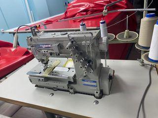 Kingtex ft7000 dos unidades recubridora