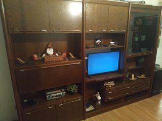 mueble estantería salón