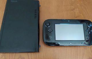 Wii U completa y juegos