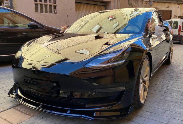 Tesla Alquiler Bodas