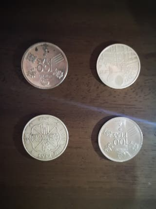 vendo monedas antiguas