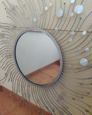 Espejo de decoracion.