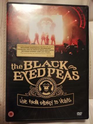 DVD The black eye peas