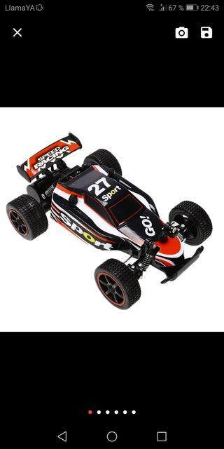 RC coche 2,4G de alta velocidad