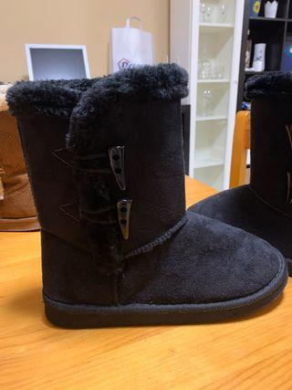 Botas invierno