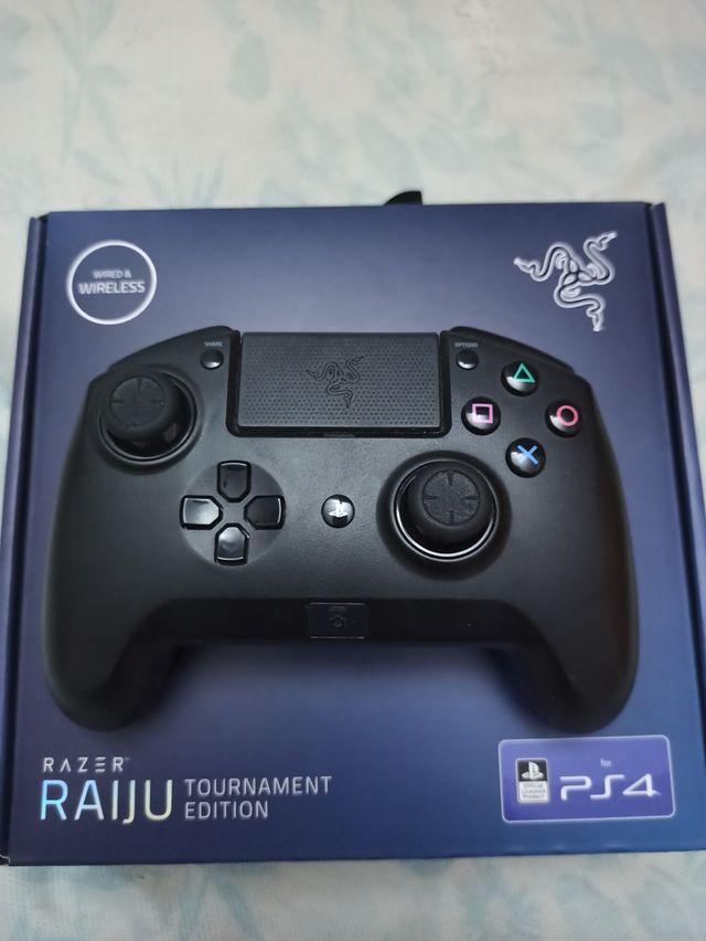Razer Raiju Tournament Edition Mando Ps4 Pc De Segunda Mano Por 85 En Manacor En Wallapop Razer raiju ultimate gaming controller. wallapop
