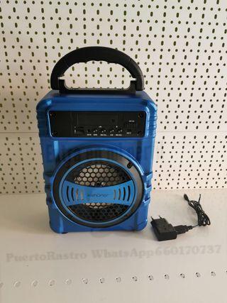Altavoz Bluetooth Krhuner