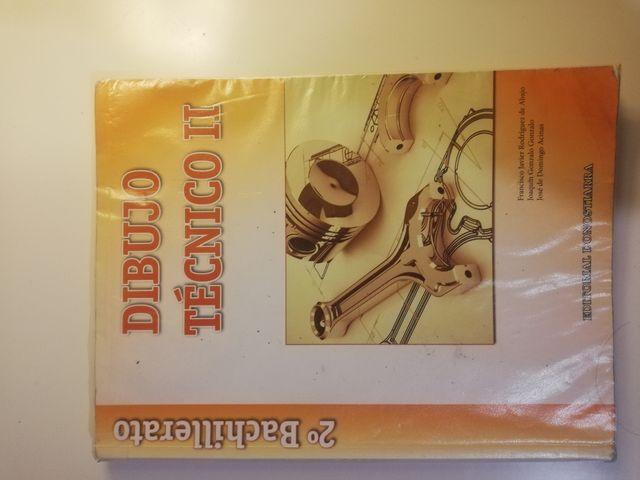 libro DIBUJO TÉCNICO II (2 BACHILLERATO)