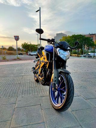 Yamaha MT 125 - 2019