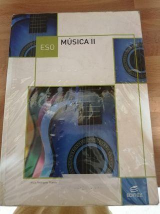 libro de música 3 eso