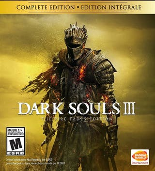 DARK SOULS 3:GAME OF THE YEAR PS4