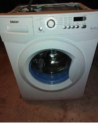 lavadora Haier hw80-1279 8kg