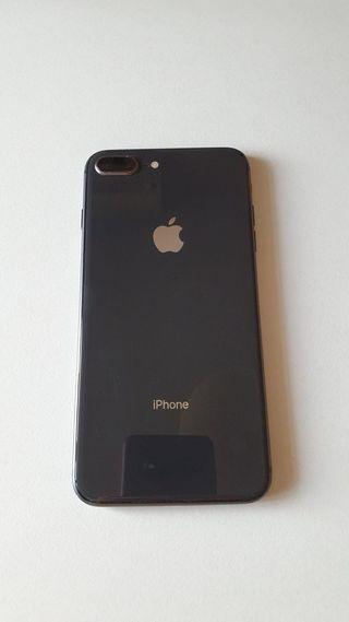 iPhone 8 Plus 64Gb Negro Buen estado Factura Garan