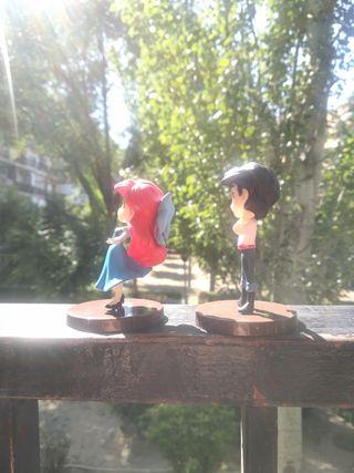 Princesas Disney Ariel y Eric