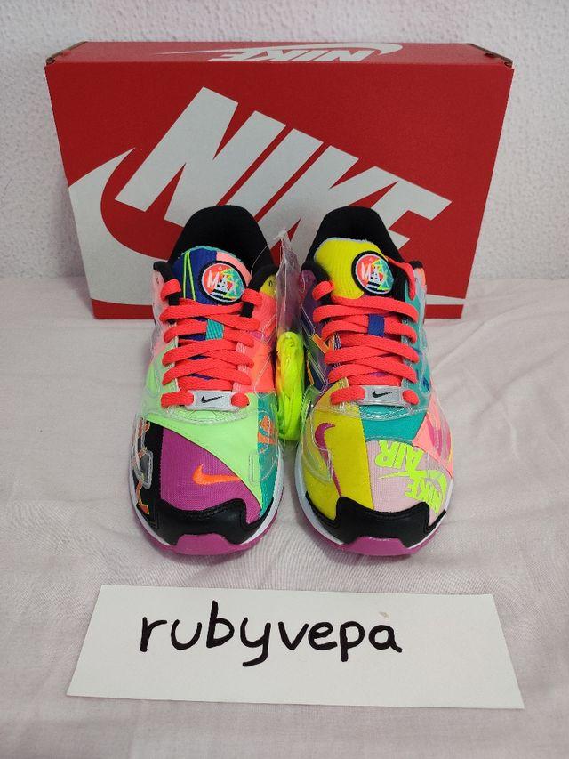 Nike Air Max 2 Light x ATMOS