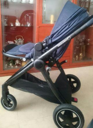 Trio cochecito Bebé Confort Adorra