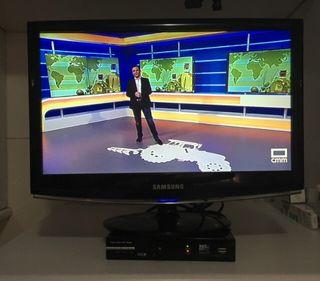 TELEVISOR SANSUNG DE 19 SIN MANDO