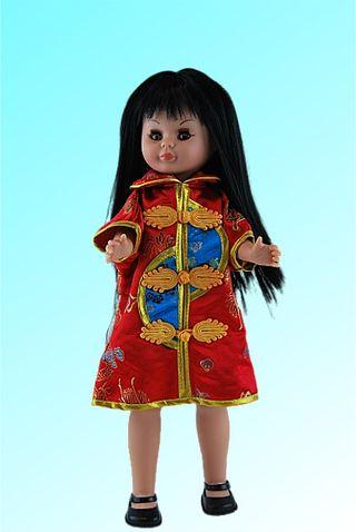 Muñeca de vinilo, tipo Nancy