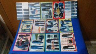 Antigua Colección 13 Postales Jeans DIESEL