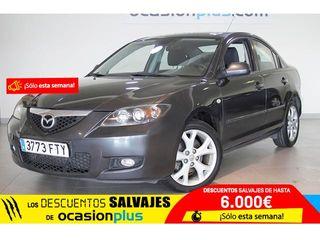 Mazda Mazda 3 1.6 Active + CRTD 80 kW (109 CV)
