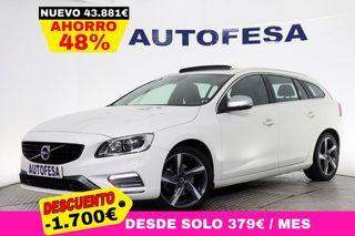 Volvo V60 2.0 D4 190cv R-Design Momentum 5p S/S Auto