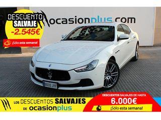 Maserati Ghibli 3.0 Diesel V6 202 kW (275 CV)