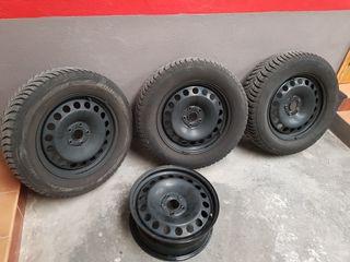 4 ruedas 17 pulgadas con llantas