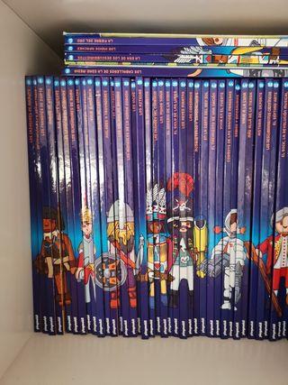 Playmobil libros La aventura de la historia