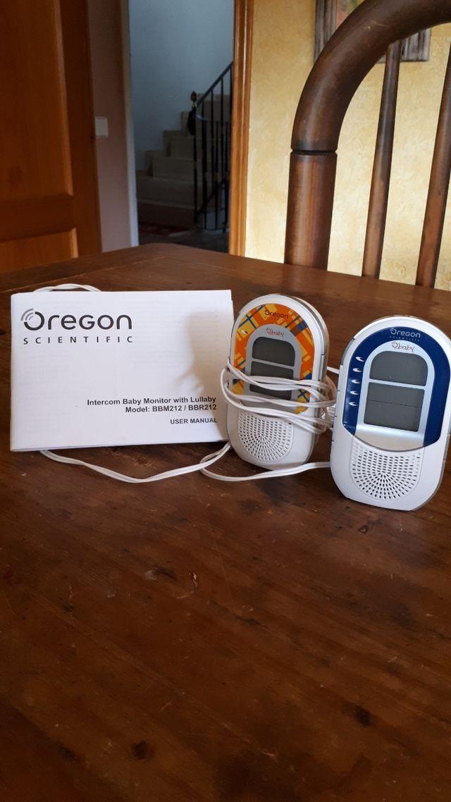 Intercomunicador bebé Oregon
