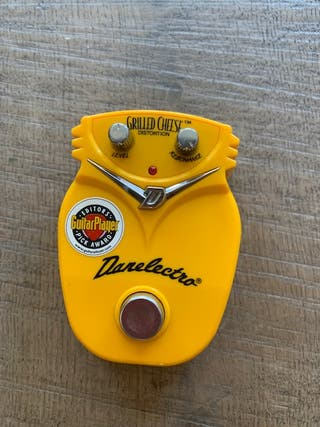 Pedal efecto Danelectro Grilled Cheese