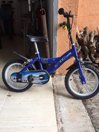 Bicicleta niño , en buen estado