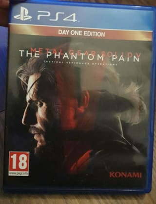 PS4 - Metal Gear Solid V - The Phantom Pain